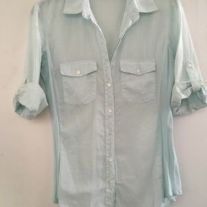 James Perse Button Down